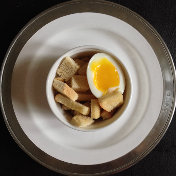 Soft-Boiled Eggs