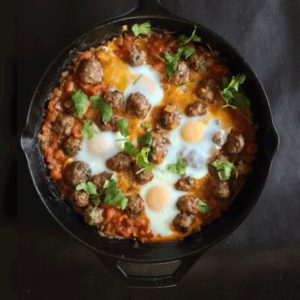 Kefta Mkaouara (Moroccan Meatballs)
