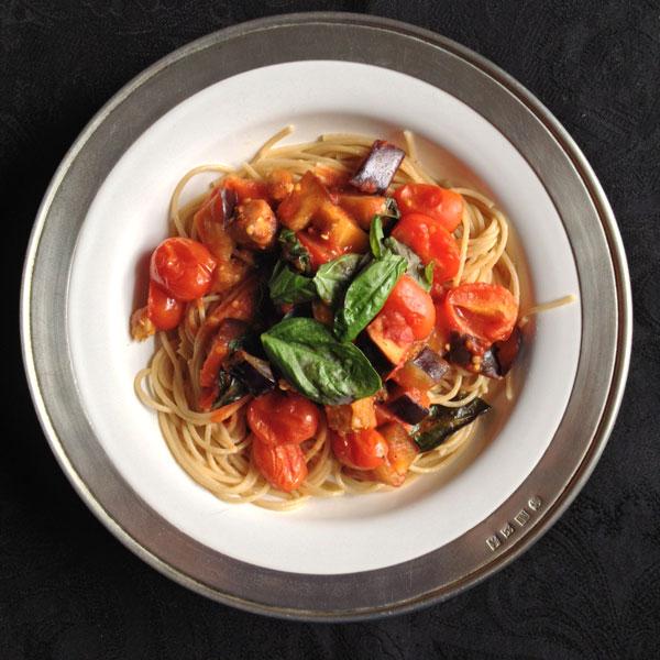 Sicillian Spaghetti