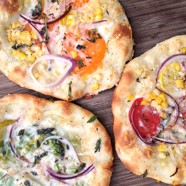 Summer Vegetable Pizza